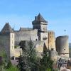 Château de Castelnaud 13kms