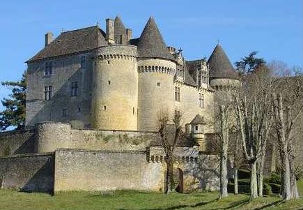 Château de Fénélon 36kms