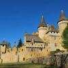 Château de Puymartin 18kms