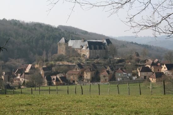 village de Berbiguières