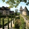 Les Jardins du château de Losse 35 kms