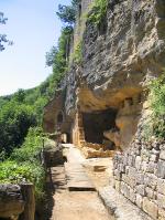 Village Troglodytique de la Madeleine 24 kms